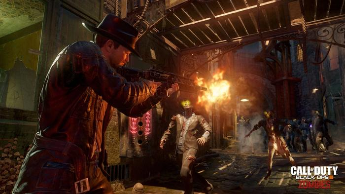 PS Now Apil 2021 Call of Duty Black Ops 3 Zombies Shadows Of Evil