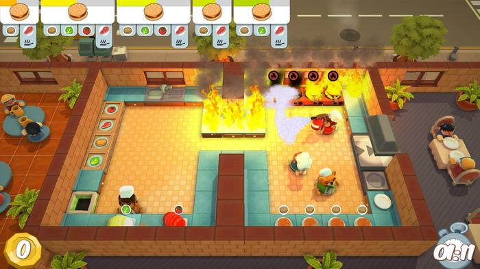 Overcooked on Steam