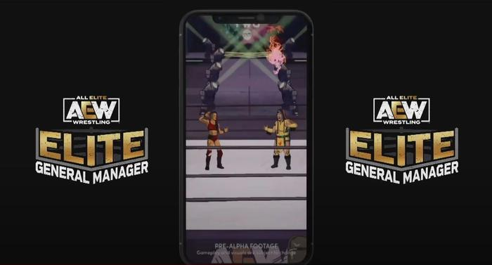 AEW Elite General Manager gameplay release date