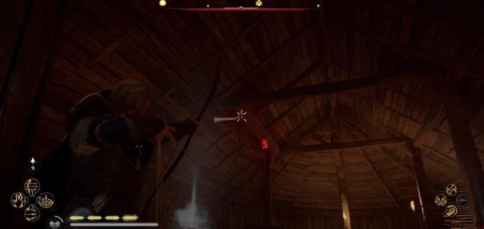 Assassins Creed Valhalla Huntsman Cloak Shoot
