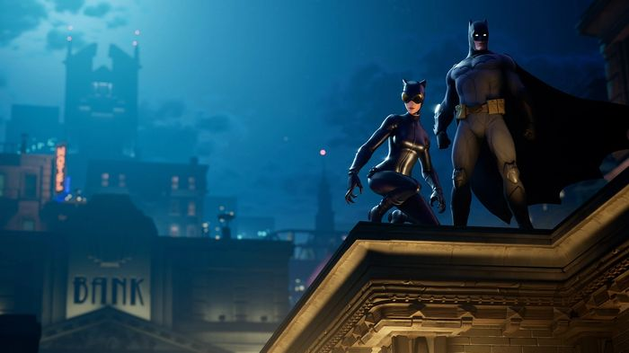 Fortnite Batman Season X