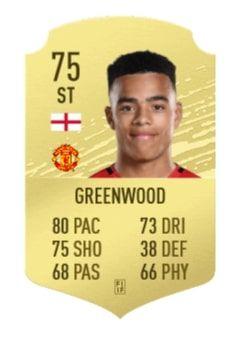 Greenwood FIFA 21