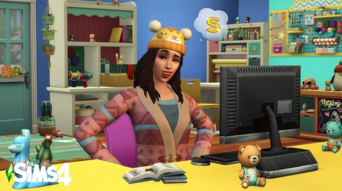 sims 4 nifty knitting plopsy Cyber Monday discount