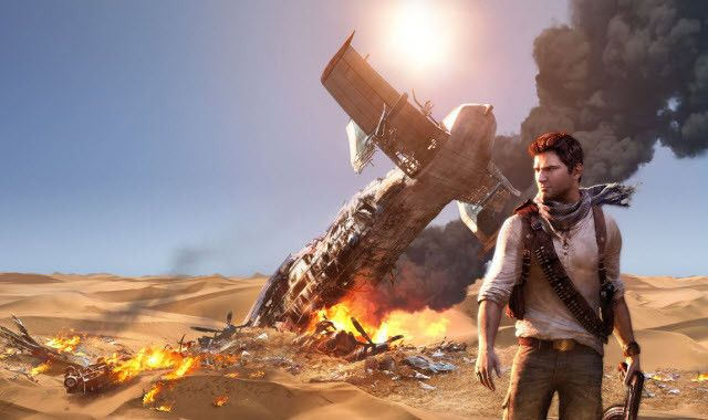 THE JOURNEY: Drake has come a long way, and the Uncharted film will showcase the beginnings