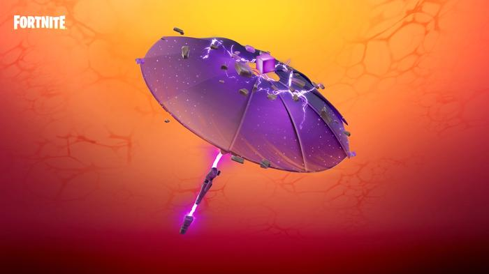 Fortnite Season 8 Victory Umbrella