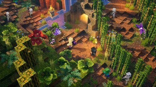 Minecraft Dungeons DLC Jungle Awakens 1
