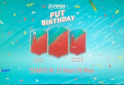 fut birthday fifa 20 1