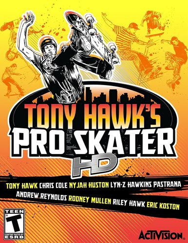 Tony Hawk's Pro Skater 1+2 on Nintendo Switch Review