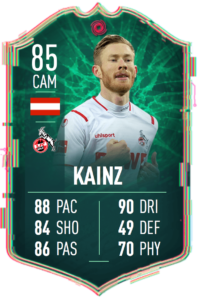 Kainz shapeshifters fifa 20