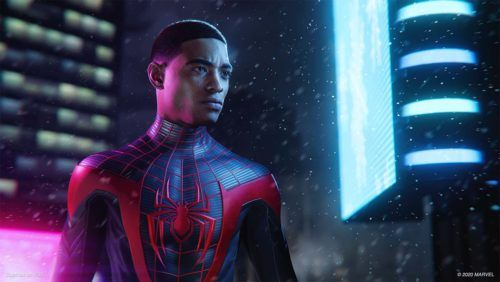 miles morales ps5 holliday 2020