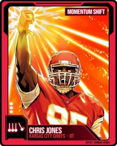 Chris Jones Madden 21