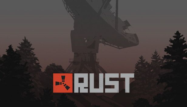 Rust Key Art