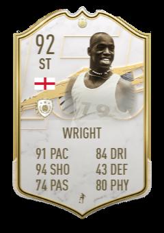 FIFA 21 Prime Icon Moments Ian Wright prediction