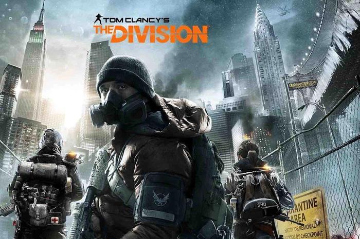 Tom Clancy The Division Ubisoft Key Art