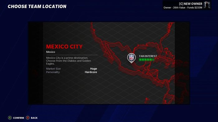 rsz madden 21 relocation mexico city