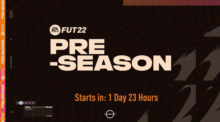 fut 22 pre season