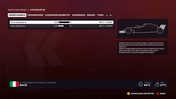 F1 2020 TC Wings
