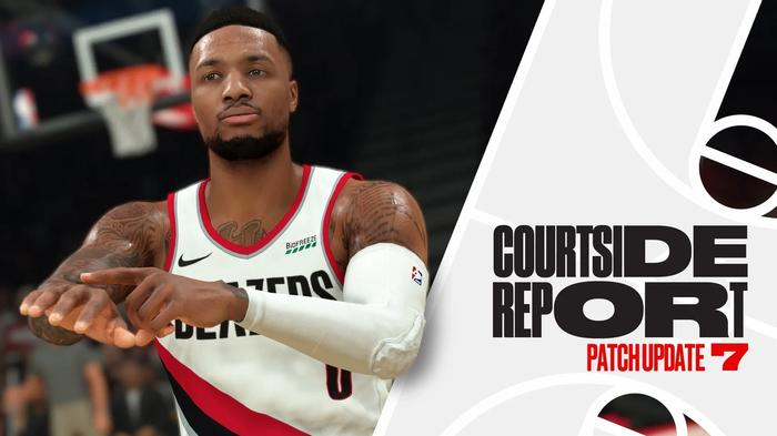 NBA 2K21 Patch Update 7 image from 2K Games