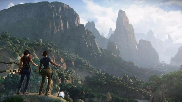 Uncharted: The Lost Legacy came out in 2017