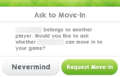 ask to move in window