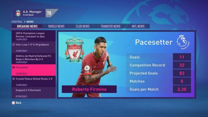 FIFA 22 Career Mode Expanded Stories