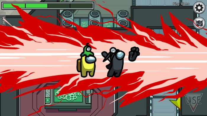 Among Us Mac Death Animation