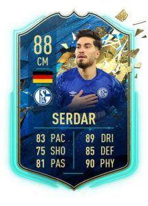 Serdar TOTS FIFA 20