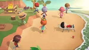 Beach life will be a big part of Animal Crossing: New Horizons