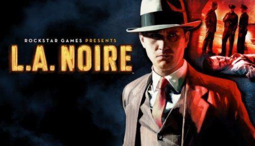 LA Noire cover rockstar