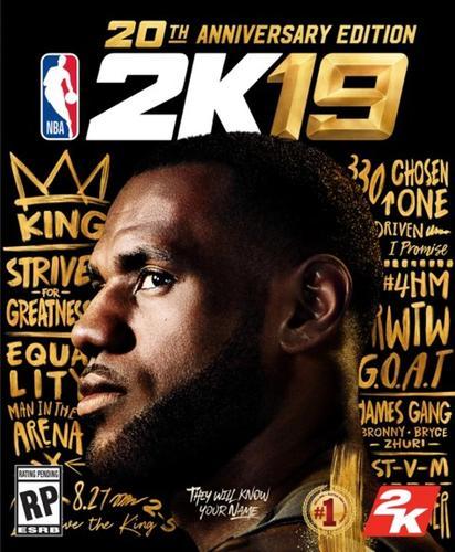NBA 2K22 top 10 covers cover athlete art design 2K19