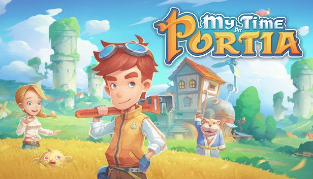 FREE: My Time At Portia is the free game given away by Epic Games today.