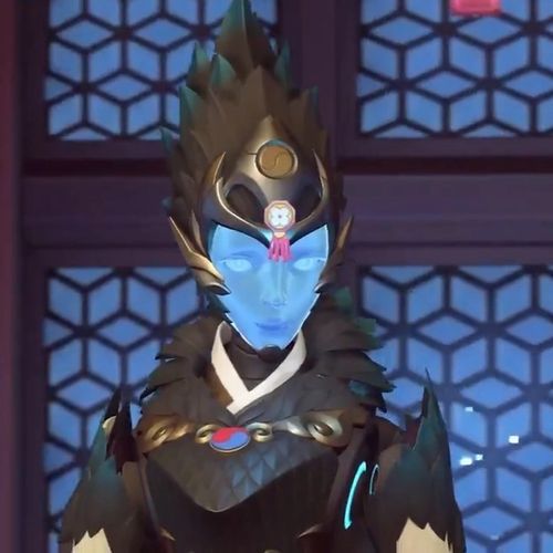 Overwatch Lunar New Year Skins Kkachi Echo