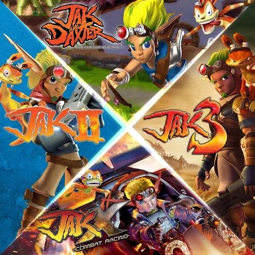 JAK! The full collection offers will bring back some childhood memories!