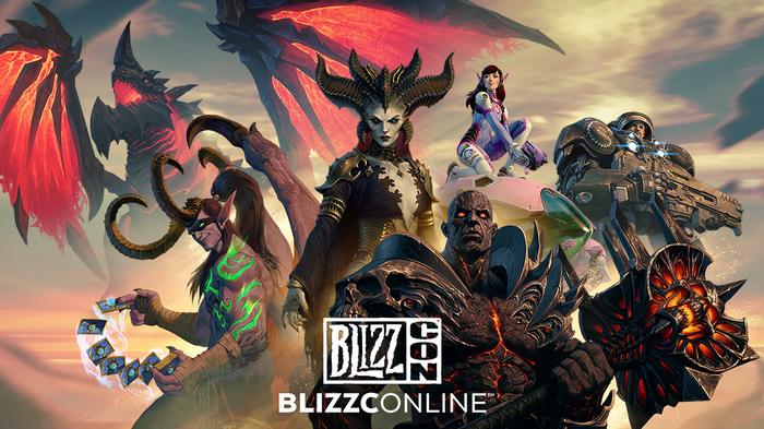 Blizzcon 2021 Free Stream Tickets