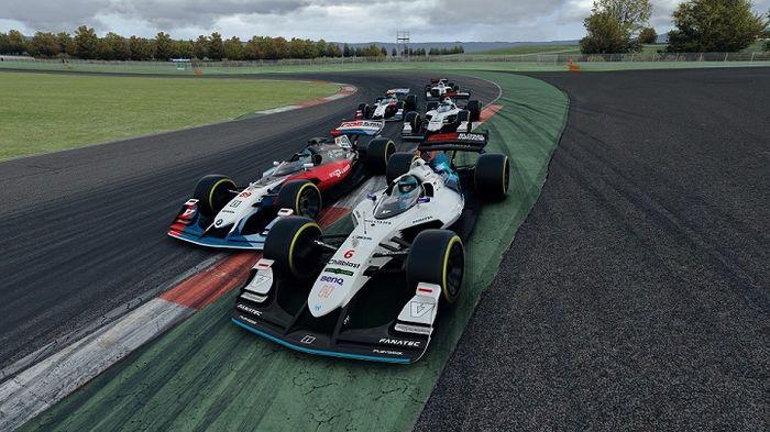 Williams BMW Vallenlunga Round 4 V10 R-League