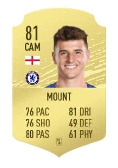 Mason Mount FIFA 21
