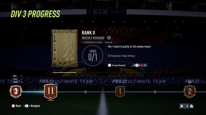 season rewards fut 22