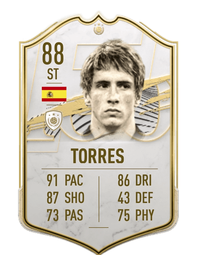 LIVERPOOL LEGEND! Spanish striker Torres will be a popular choice