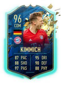 KimmichTOTS FIFA 20