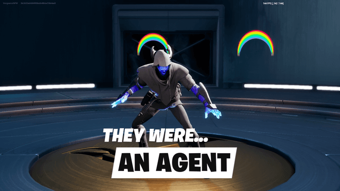 Imposter Mode Agent Vote Out