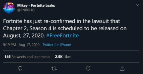 FNBRHQ Season Delay 1