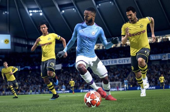 fifa 21 sterling gameplay