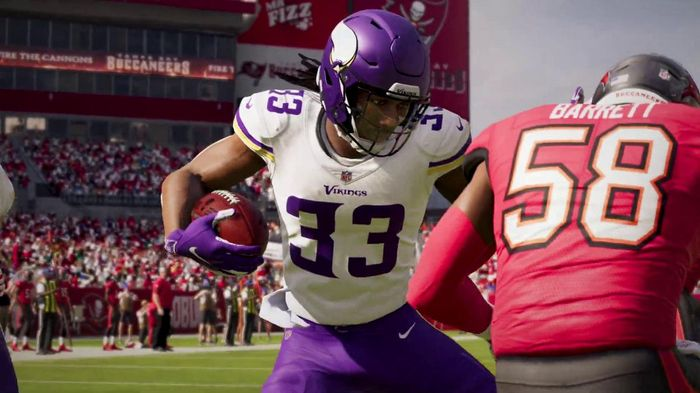 DETAIL: Depth is everything to Madden, from visuals to options