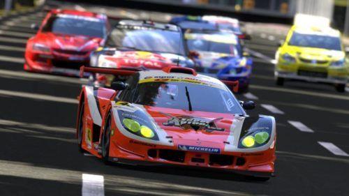 Gran Turismo is the ultimate racing sim