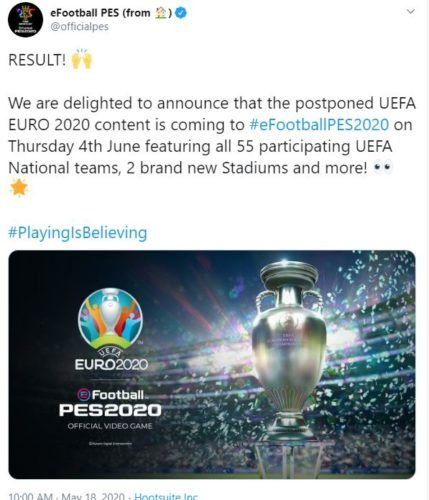 pes 2020 euros dlc