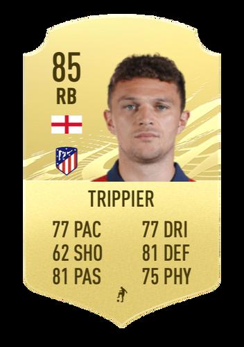 trippier FIFA 22