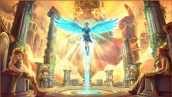 A NEW GOD - The new DLC arrives next week