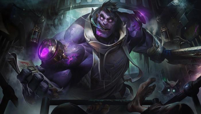 Dr. Mundo in League of Legends