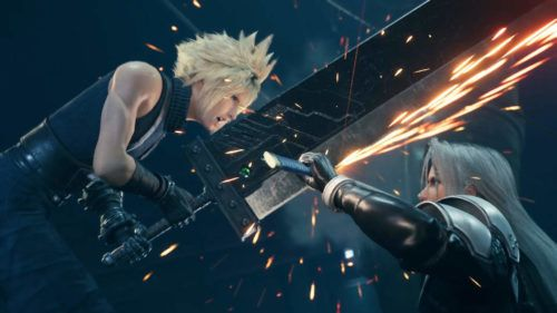 THE RIGHT APPROACH: Final Fantasy 7 will be released in multiple smaller chapters.
