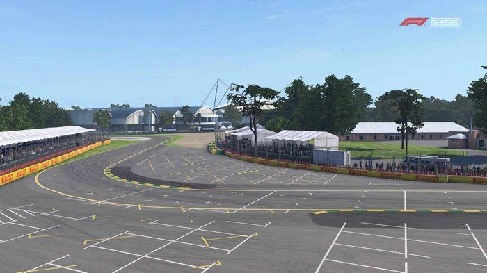 F1 2020 Australia turn 4